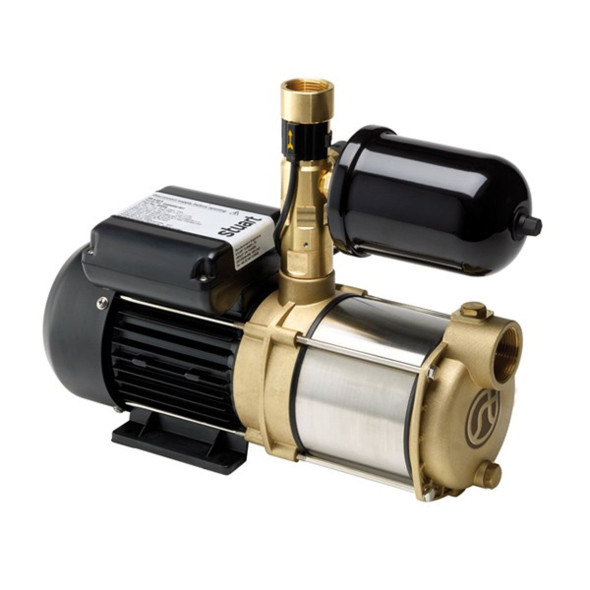 Stuart Turner 46610 CH 4-60 B Boostamatic Multistage 6.0 Bar Pump