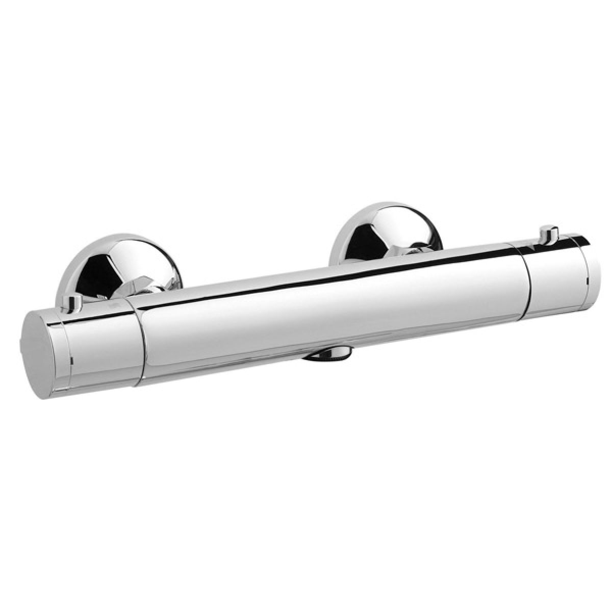 Ultra Minimalist Thermostatic Bar Shower Valve Low Pressure