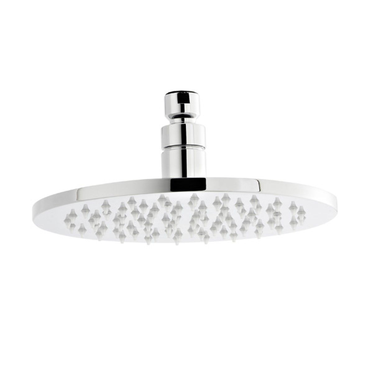 Ultra Small Round LED Fixed Shower Head