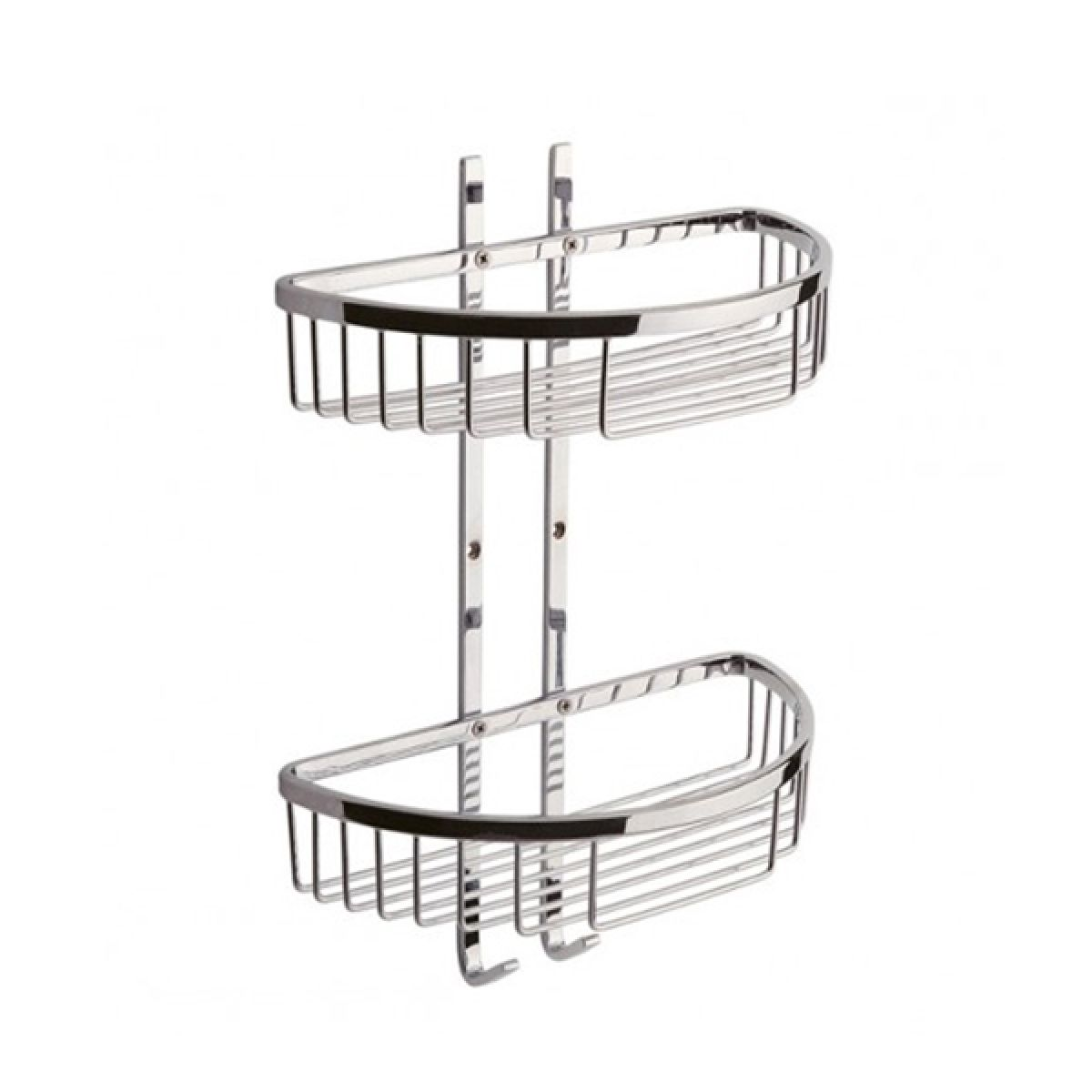 Vitra Arkitekta Wall Hung Double Shelf