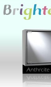 Croydex Anthracite Cabinet