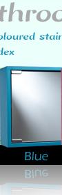 Croydex Blue Cabinet