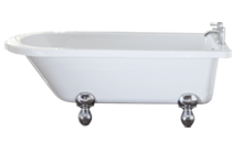 April Bentham Freestanding Bath