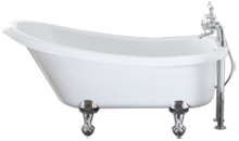 April Eldwick Freestanding Bath