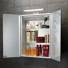 Hib bathrooms mirrors cabinets lights fans illuminated cabinets mozeypictures Image collections
