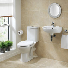 Cloakroom Suites with Basins