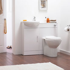 Cloakroom Suites with Vanity Units
