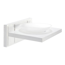 Maine White Croydex Bathroom Accessories