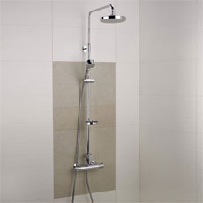Damixa Mixer Showers
