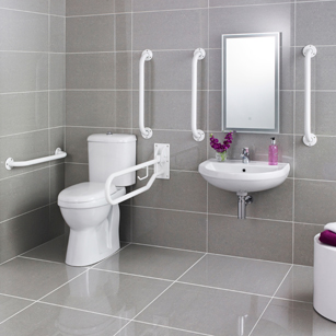 Easy Access Bathroom Sets