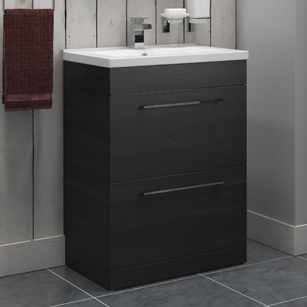 Bathroom Vanity Units with Basins & Bathroom Sink Cabinets