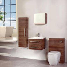 Frontline Aquatrend Walnut