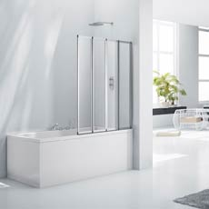 Frontline Bath Screens