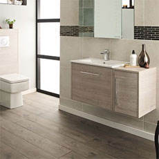 Hudson Reed Horizon White Sawn Oak