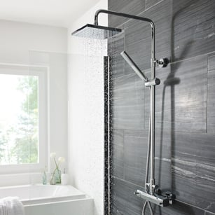 Hudson Reed Mixer Showers