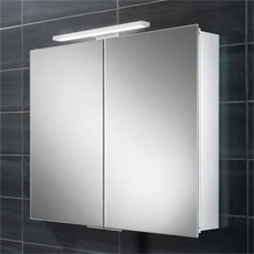 Illuminated Bathroom Cabinets
