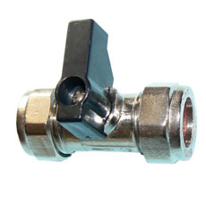 Isolation and Service Valves