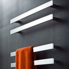 Wall Mounted Towel Racks