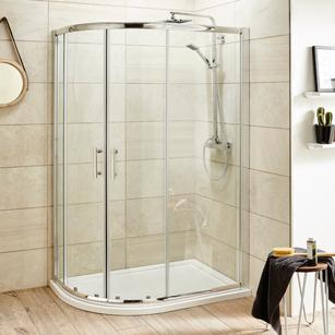 Offset Quadrant Showers