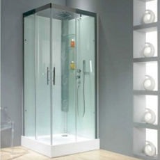 Self Contained Shower Cubicles All In One Shower Pods