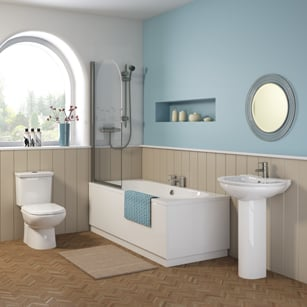 Complete Bathroom Suites | Full Bathroom Suites