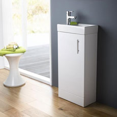 Cloakroom Vanity UnitsBathroom Vanity Units UK   Basin   Sink Cabinets   Double. Double Sink Vanity Units For Bathrooms. Home Design Ideas