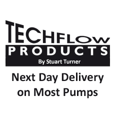 Techflow Pumps by Stuart Turner
