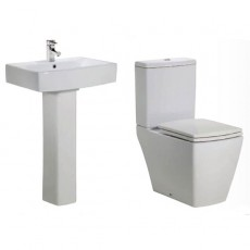 Toilet and Basin Sets
