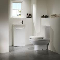 Toilet and Sink Vanity Units