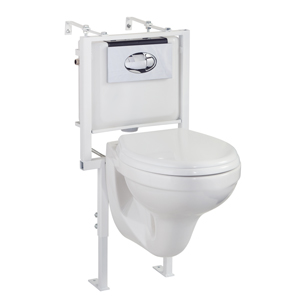 Wall Hung Toilet Frames