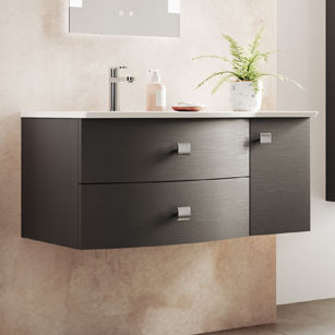 Bathroom Vanity Unit Walnut Slimline Bathroom Vanity Units Androidtop