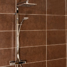 Zenith Mixer Showers