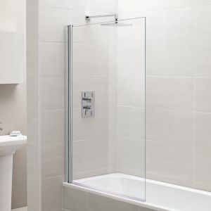 April Identiti2 8mm Single Bath Screen
