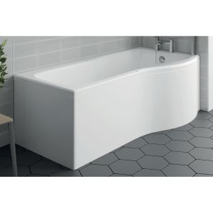 April P Shaped Bath Panel Right Hand