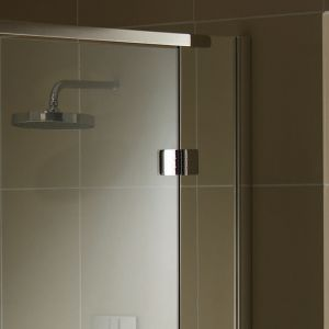 Aquadart Inline Hinged 2 Sided Door Shower Enclosure Detail 2