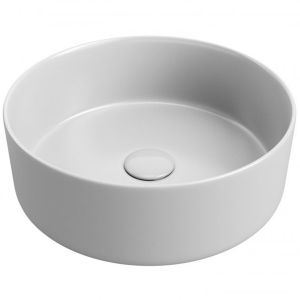 Bathrooms To Love Luxey Matt Grey Ceramic Washbowl & Waste 355mm