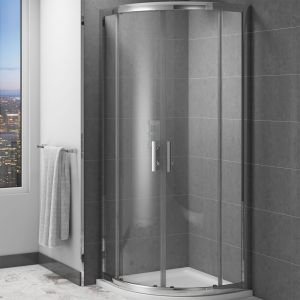Cassellie Cass Six Offset Quadrant Shower Enclosure