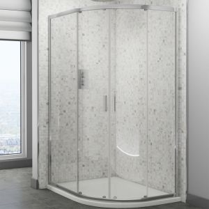 Cassellie Seis Quadrant Shower Enclosure