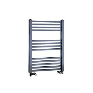 Cassellie Chrome Straight Heated Towel Rail
