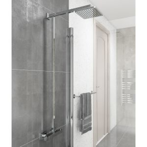 Cassellie Term Thermostatic Shower Kit Lifestyle
