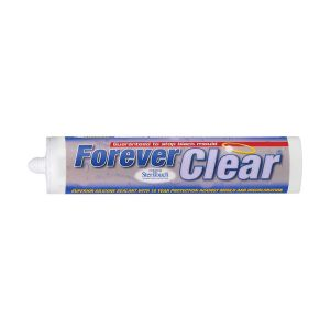 Forever Clear Bathroom Silicone Sealant