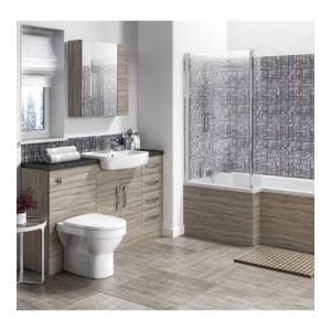 Hudson Reed Fusion Driftwood Lifestyle Picture
