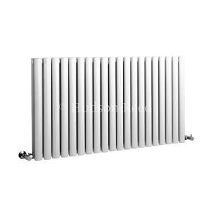Hudson Reed Revive White Double Panel Designer Radiator 1175mm