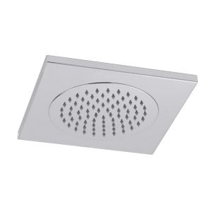 Hudson Reed Square Tile Ceiling Fixed Shower Head