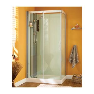 Kinedo Moonlight Sliding Door Self Contained Shower Cubicle