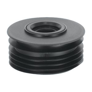 McAlpine DC2-BL Drain Connector with 1¼