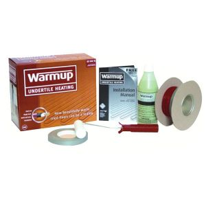 Warmup Dual Wire Undertile Heater
