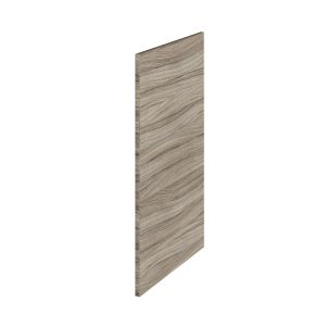 Hudson Reed Fusion Driftwood Decorative End Panel