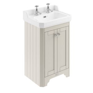 Old London Timeless Sand Compact Vanity Unit 560mm