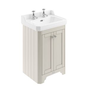 Old London Timeless Sand Compact Vanity Unit 595mm